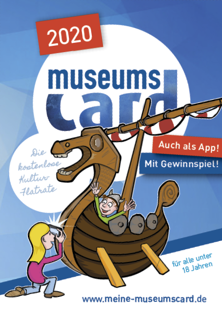 Meine Museumscard 2020